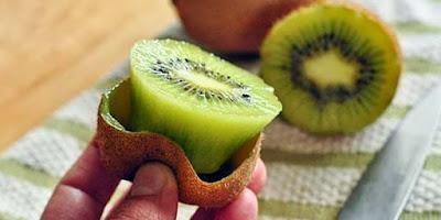 makanan pencerah kulit alami