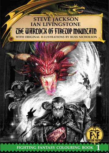 Jonathan Green Author Gamebook Friday Official Fighting Fantasy