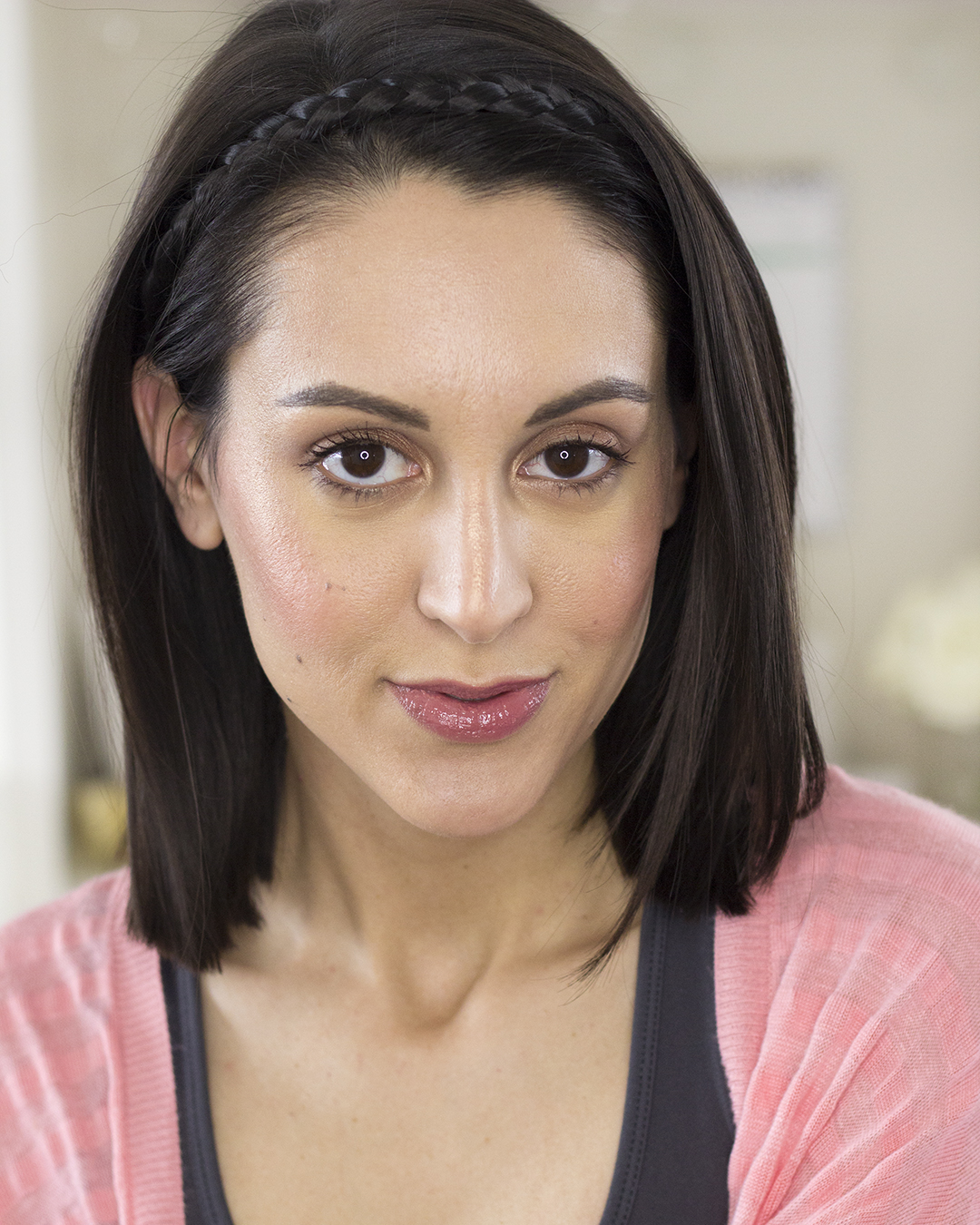 Make Up For Ever Ultra HD Perfector Makeup Look