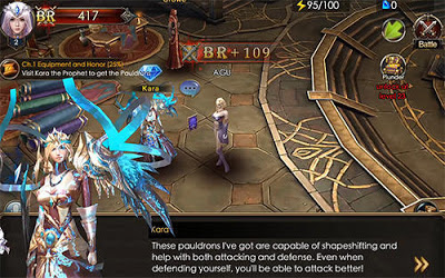 Download Legacy Of Discord Furious Wings v1.2.7 Mod Apk + Data Update Terbaru