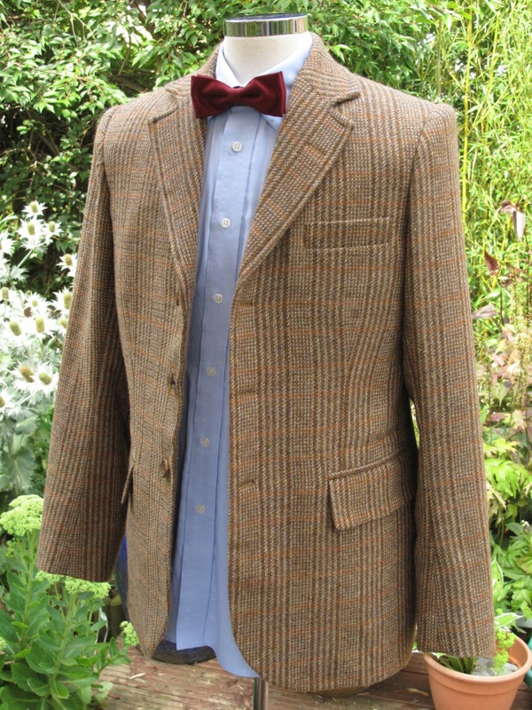 Making My 11th Doctor Costume: Series Six Part One costume index