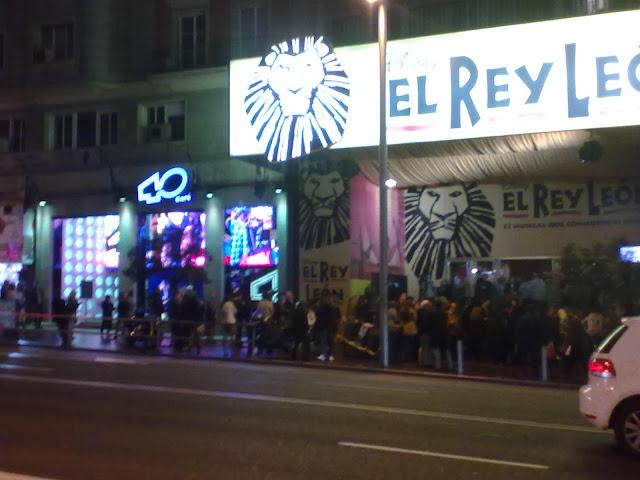 40 café Madrid