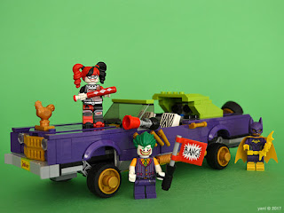 the lego batman movie - the joker notorious lowrider - they don't give a damn 'bout their reputation