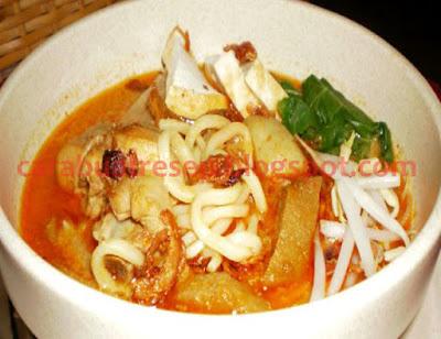 Foto Resepi Mee Kari Ayam Sederhana Spesial Lengkap Asli Enak