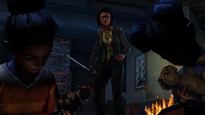 The Walking Dead: Michonne Episode 3 What We Deserve Setup Download