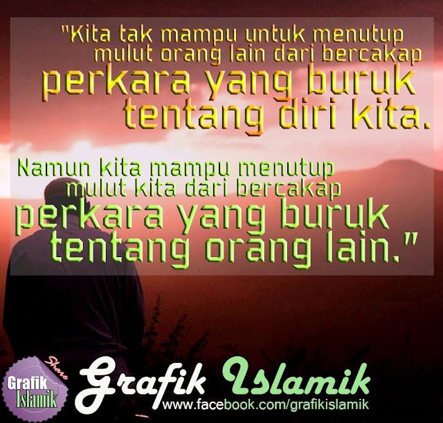 salam jumaat, motivasi islam, motivasi jumaat, perkara yang buruk