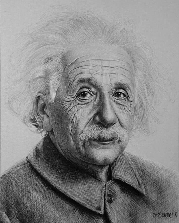 10-Albert-Einstein-Christelle-Bilodeau-www-designstack-co