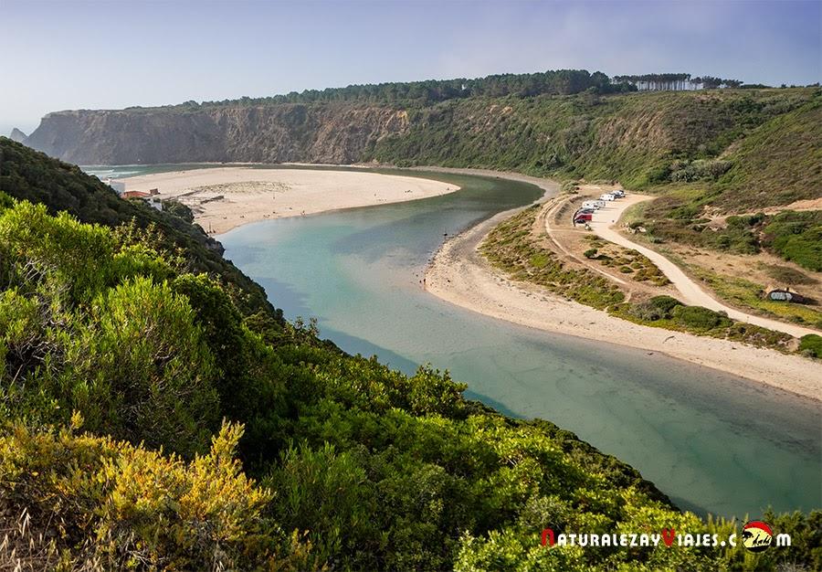 Amoreira en Aljezur, Algarve