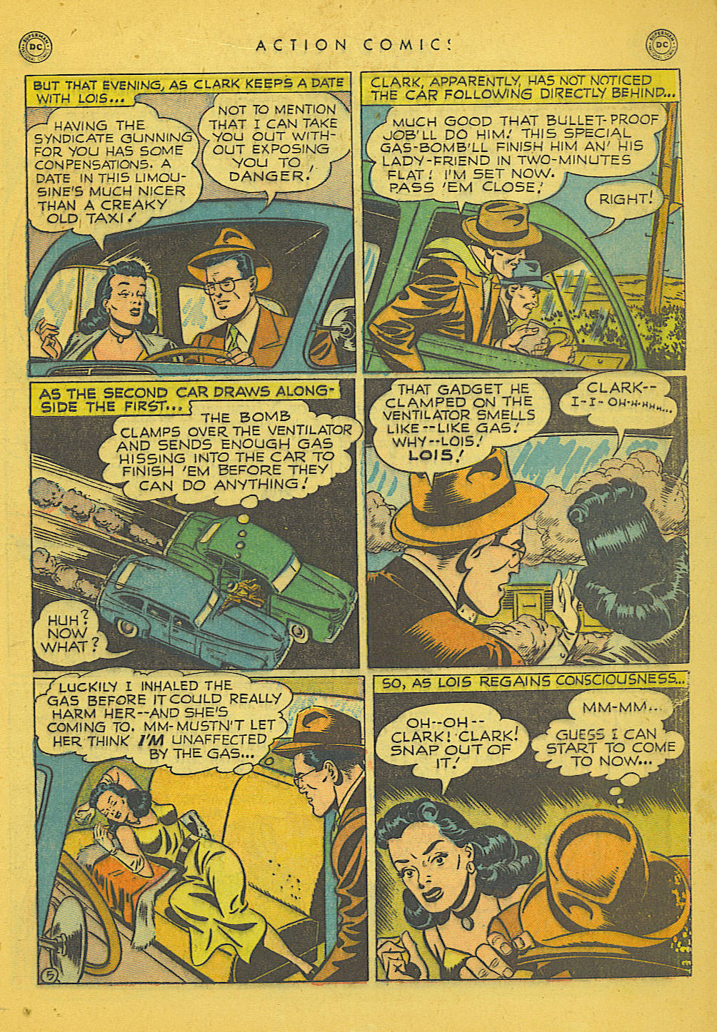 Action Comics (1938) 153 Page 5
