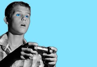 Zombie Gamer Kid