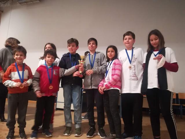Μαθητές από την Αργολίδα προκρίθηκαν στα Πανελλήνια Σχολικά Πρωταθλήματα Σκάκι που θα γίνουν στην Αθήνα