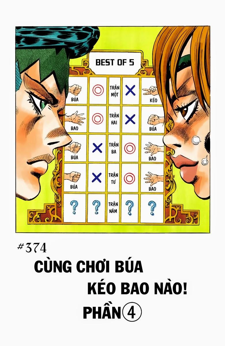 JoJo no Kimyou na Bouken Chap 374 - Truyen.Chap.VN