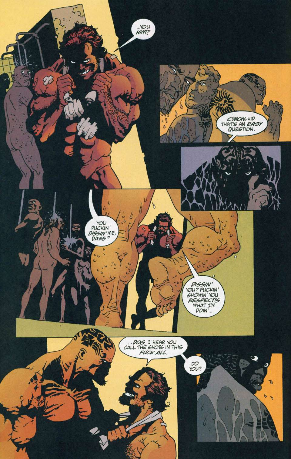 Read online 100 Bullets comic -  Issue #44 - 9