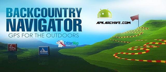 BackCountry Navigator TOPO GPS APK indir