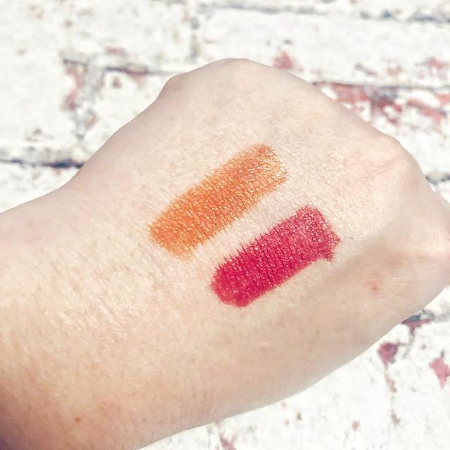 Erborian Colour Pen Swatches