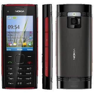 Nokia X2-00 USB driver