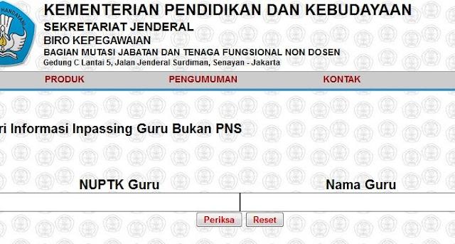Info Terbaru !! Tunjangan Guru Inpassing Selesai 2017