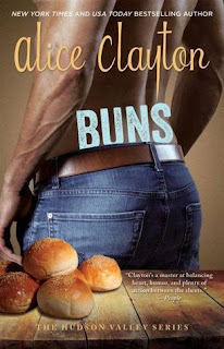 Book Review and GIVEAWAY: Buns, by Alice Clayton
