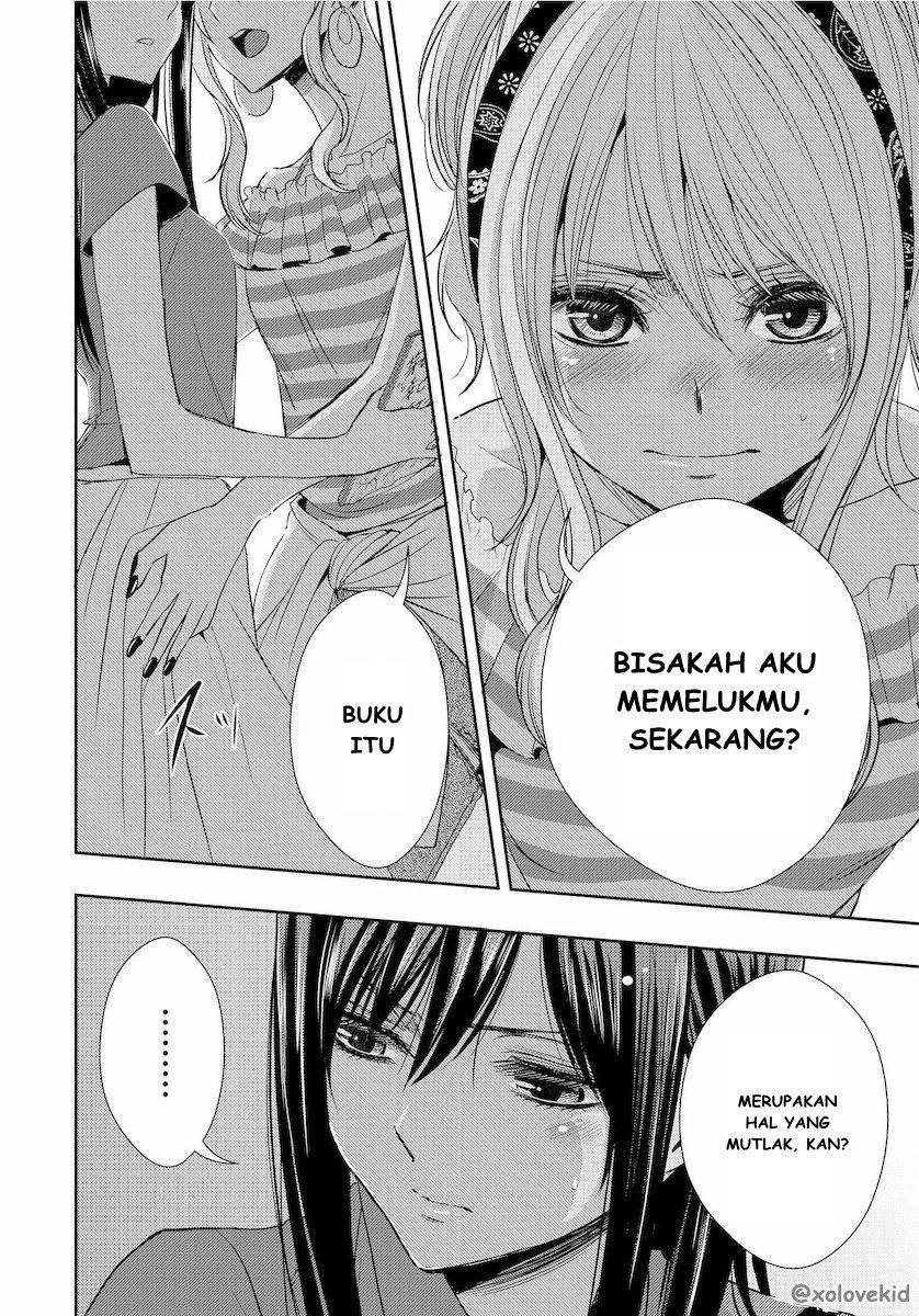 Baca Manga Citrus Chapter 22 Bahasa Indonesia
