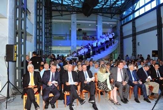 Επέτειος 25άχρονης συνεργασίας του ΤΕΙ ΑΜΘ με το Τεχνολογικό Πανεπιστήμιο Νυρεμβέργης