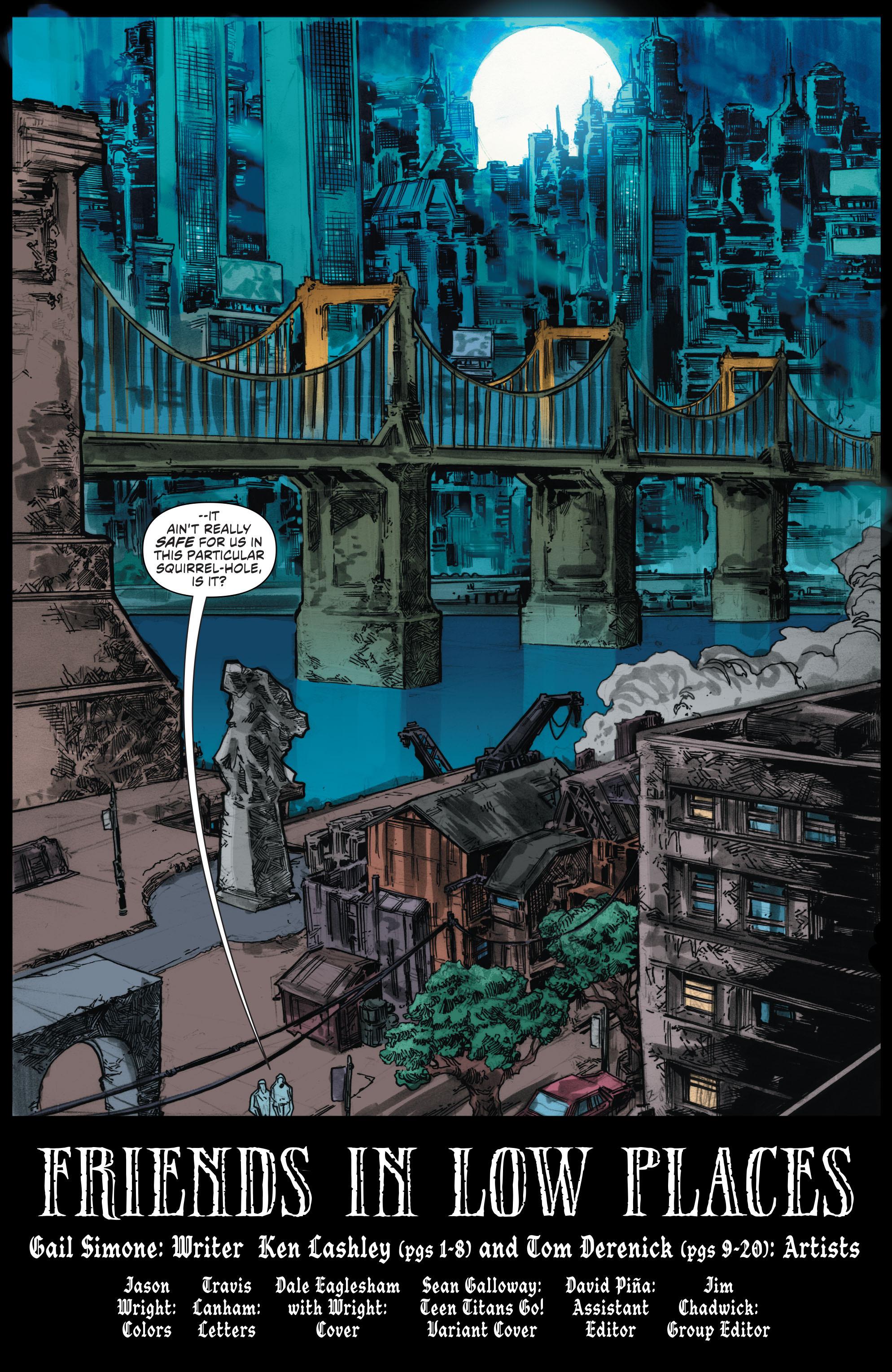 Read online Secret Six (2015) comic -  Issue #4 - 5