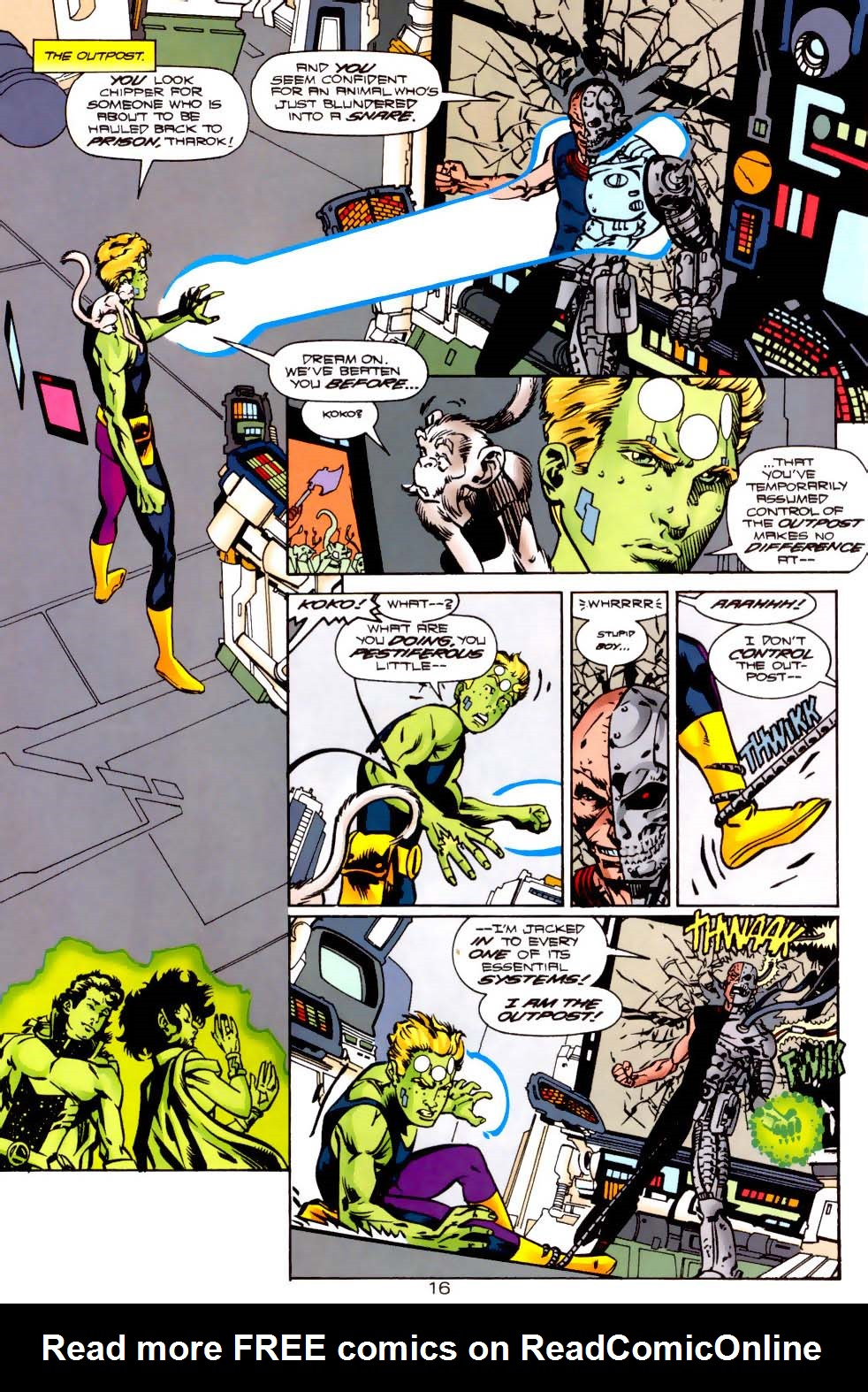 Legion of Super-Heroes (1989) 121 Page 15