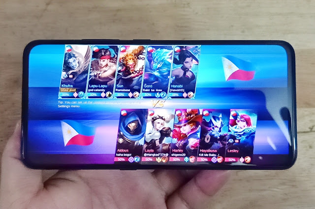 Vivo V15 Pro Gaming Review: Mobile Legends