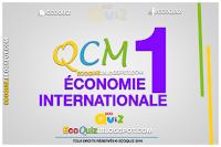 Commerce International QCM