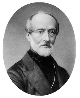 The revolutionary activist Giuseppe Mazzini was a lifelong friend of Giovanni Mario