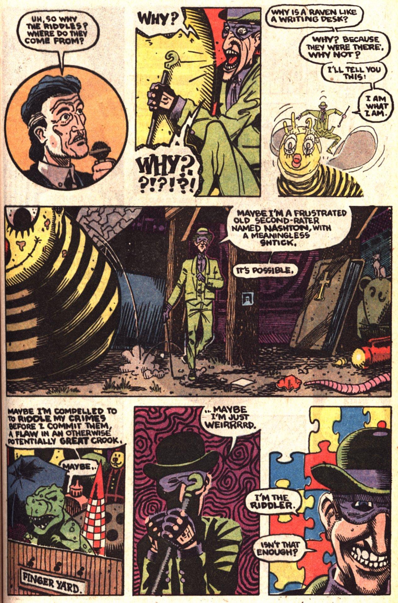 Read online Secret Origins (1986) comic -  Issue # _Special 1 - 35
