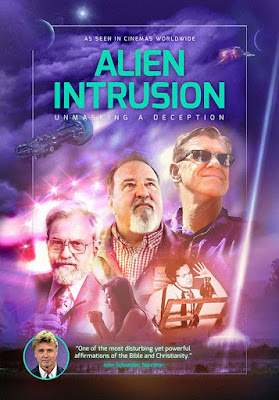"""Alien Intrusion: Unmasking a Deception"" is now available on video in many areas"
