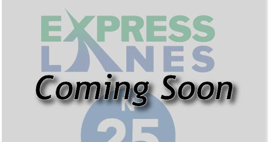 I-25 North Express Lanes construction to begin Sept. 9
