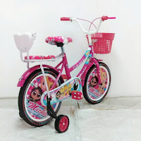 16 michel sparkles ctb sepeda anak