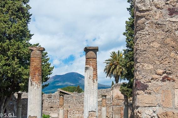 Pompeya, las ruinas de la ciudad romana