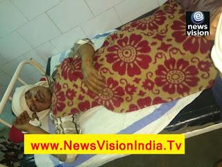 Accident Umariya MP Police