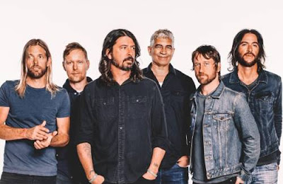Band Alternative Rock Barat Terbaik Foo Fighters