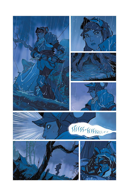 ISOLA, Vol.1 Arrives in Stores in October