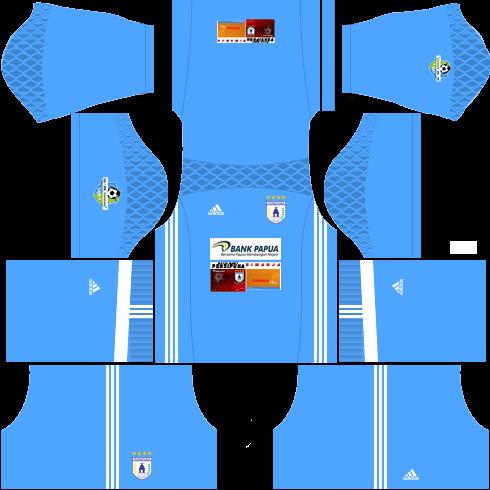 persipura kit dream league soccer 2019