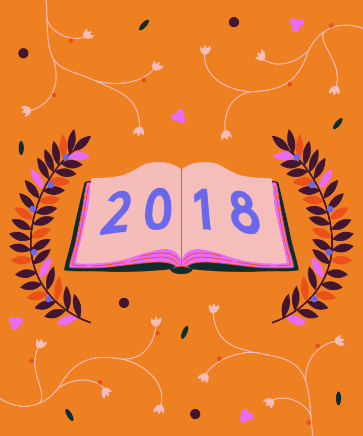 Books Read in 2018