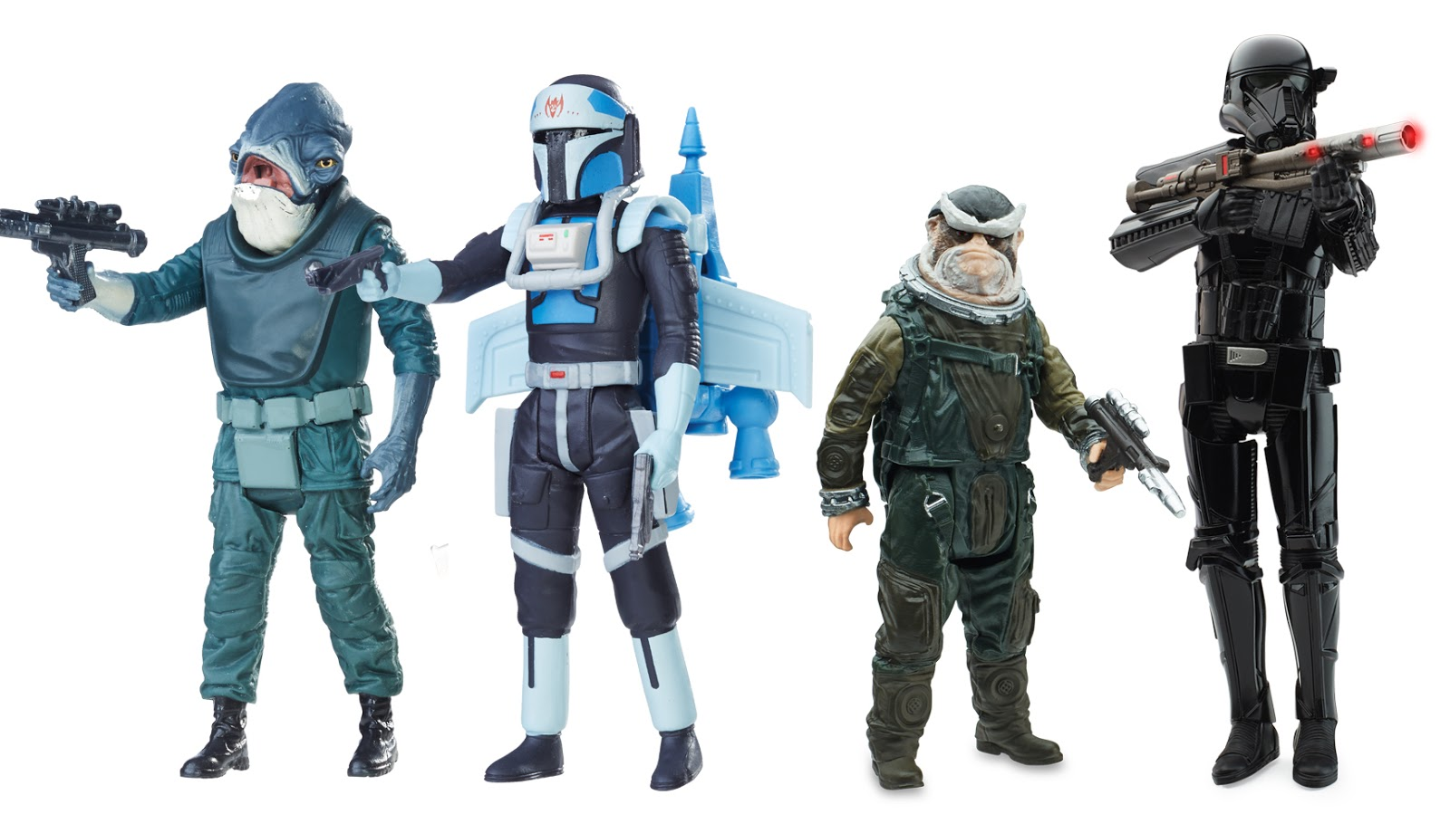 Star Wars Toys : Hasbro unveils images of new star wars toys the