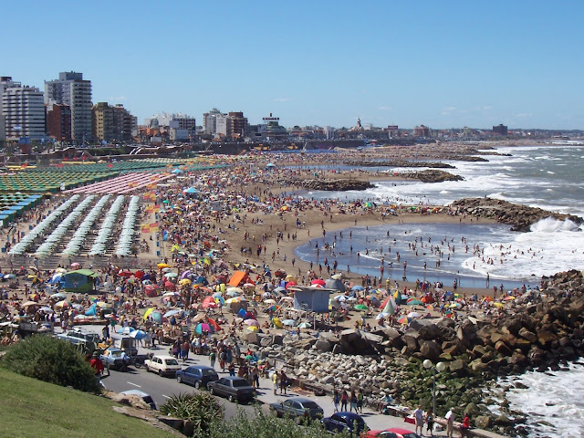 MAR DEL PLATA - CIDADE PORTUÁRIA DA ARGENTINA