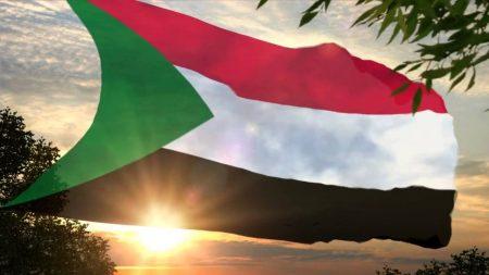صور علم السودان