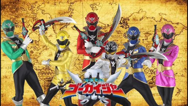 Kaizoku Sentai Gokaiger Episode 01 – 51 BATCH Subtitle Indonesia