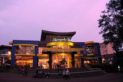 mall di bandung favorit populer terkenal hangout jalan2 liburan santai kafe restoran pusat perbelanjaan shopping butik toko fashion event bazaar pilihan terbaik