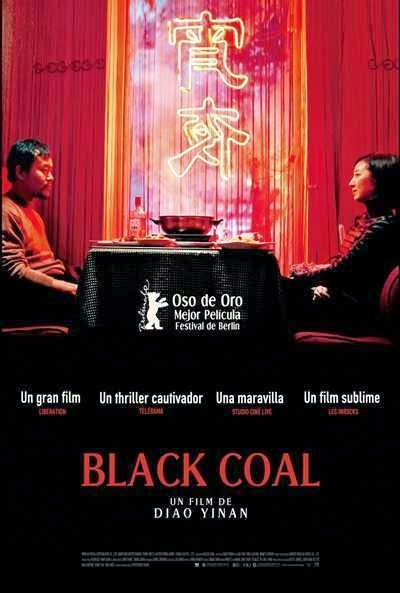 Póster: Black Coal (2014)