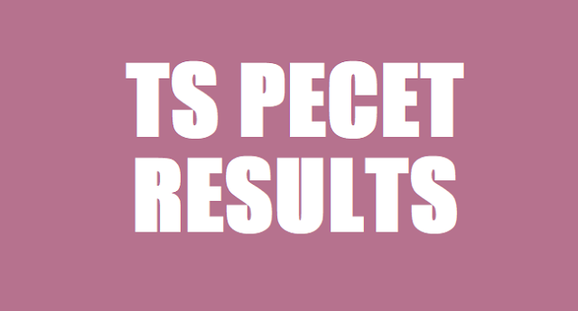 TS PECET Results,BPEd DPEd Results, Physical Education Entrance Results