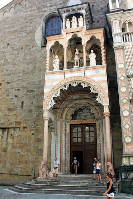 Basílica Santa Maria Maggiore (Bergamo)