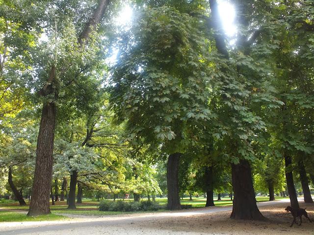 Parques en Budapest