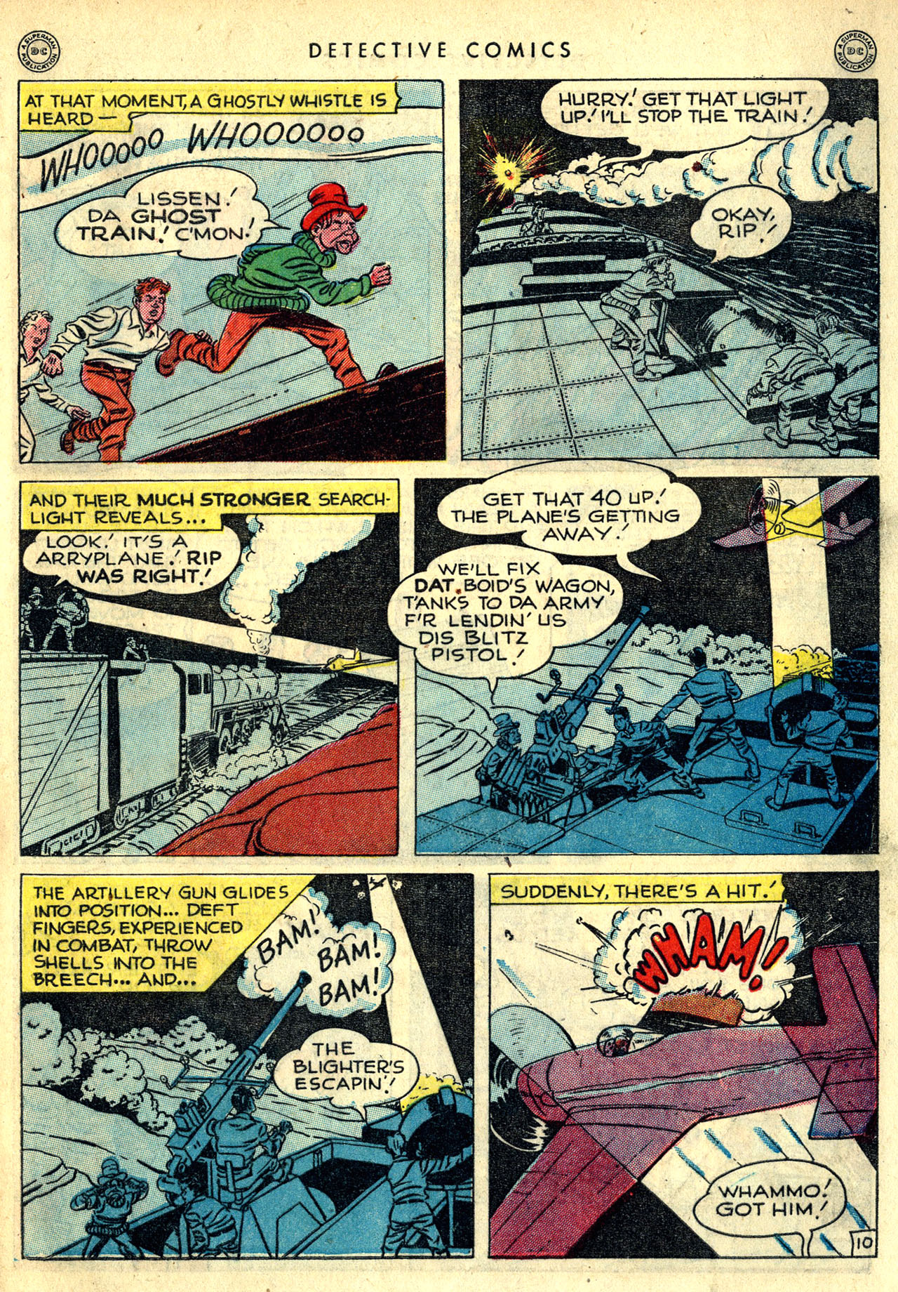 Read online Detective Comics (1937) comic -  Issue #121 - 47