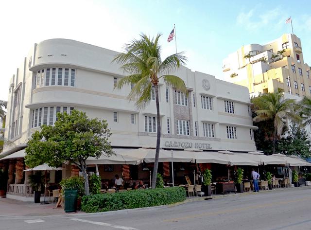 Cardozo Hotel em Miami